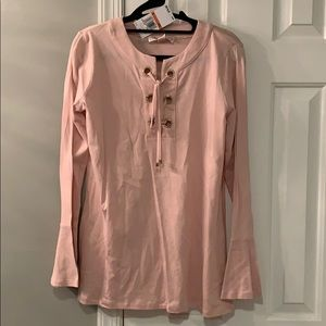 🛍 NWT Michael Kors Shirt Size S
